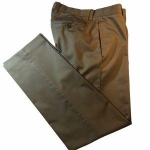 Gap Khakis Classic Straight Fit men's tan 32x32